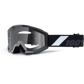 100% Strata Anti Fog Clear Goggles Kinder goliath
